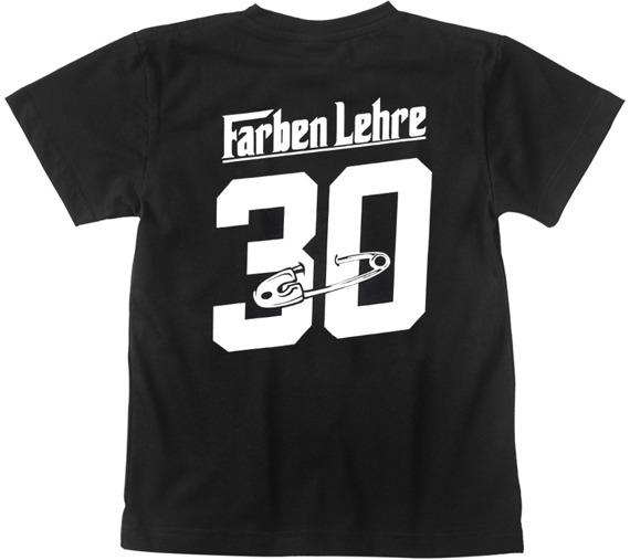 koszulka dziecięca FARBEN LEHRE - FL 30 AGRAFKA