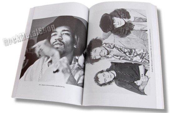 książka CZY JESTEŚ DOŚWIADCZONY? PRAWDZIWA HISTORIA ZESPOŁU THE JIMI HENDRIX EXPERIENCE autor: Noel Redding i Carol Appleby