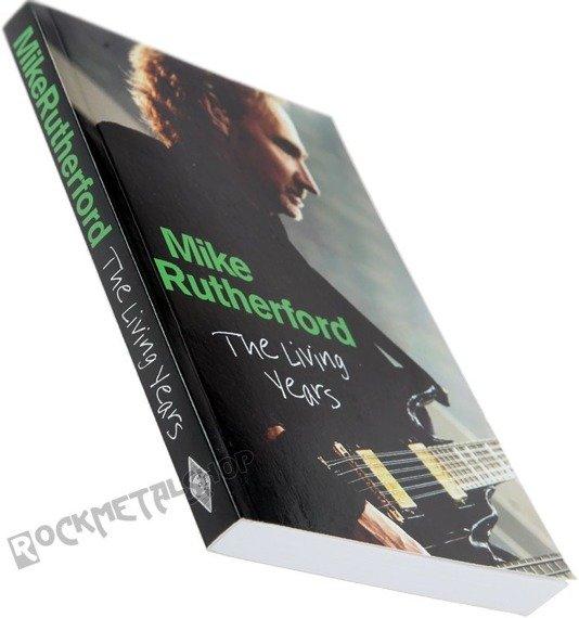 książka MIKE RUTHERFORD - THE LIVING YEARS
