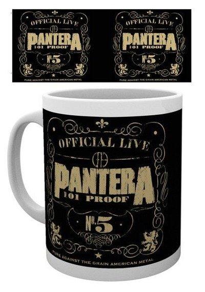 kubek PANTERA - 100 PROOF
