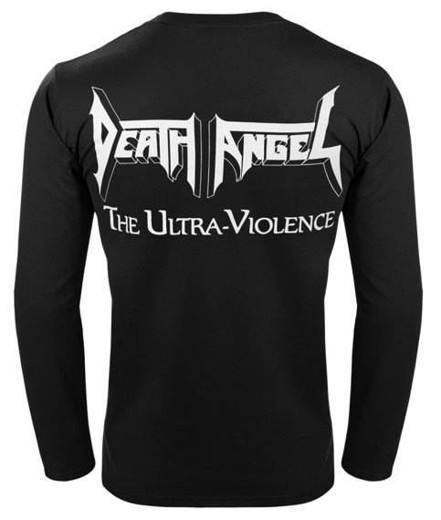 longsleeve DEATH ANGEL - THE ULTRA-VIOLENCE