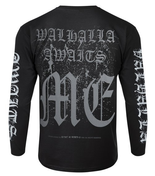 longsleeve VICTORY OR VALHALLA - THE LEGEND, THE MYTH