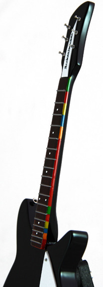 miniaturka gitary THE BEATLES - JOHN LENNON: RICKENBACKER GUITAR HERO