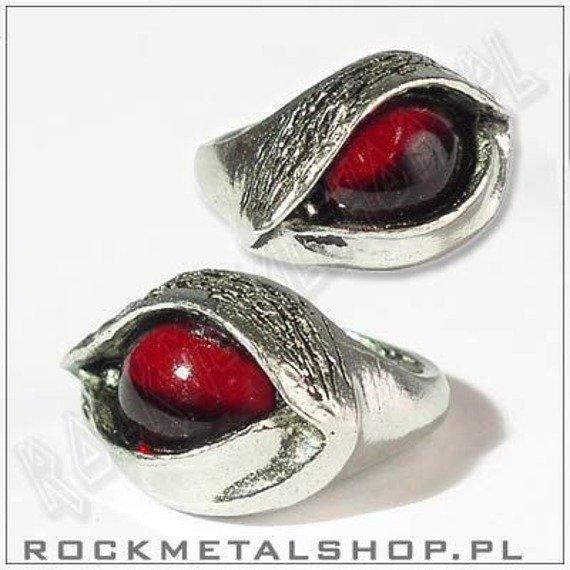 pierścień EYE OF THE DEVIL
