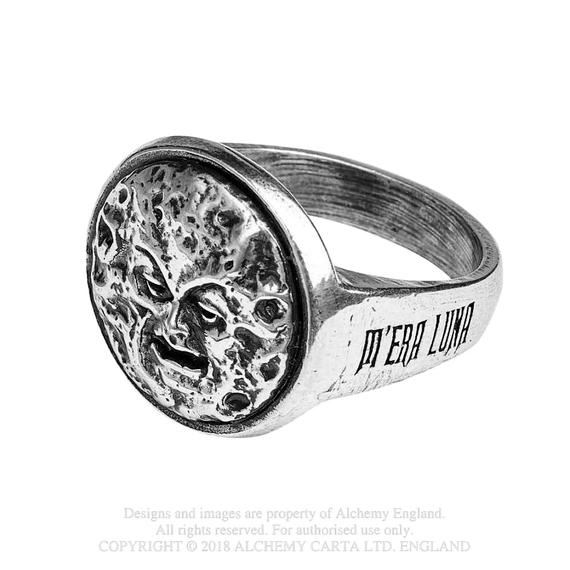 pierścień MERA LUNA MOON