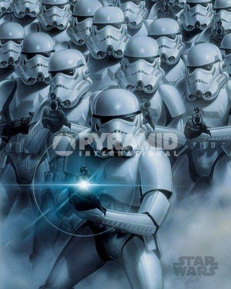 plakat STAR WARS - STORMTROOPERS