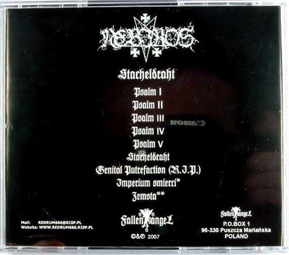 płyta CD: NEBIROS - STACHELDRACHT (FA666 006)