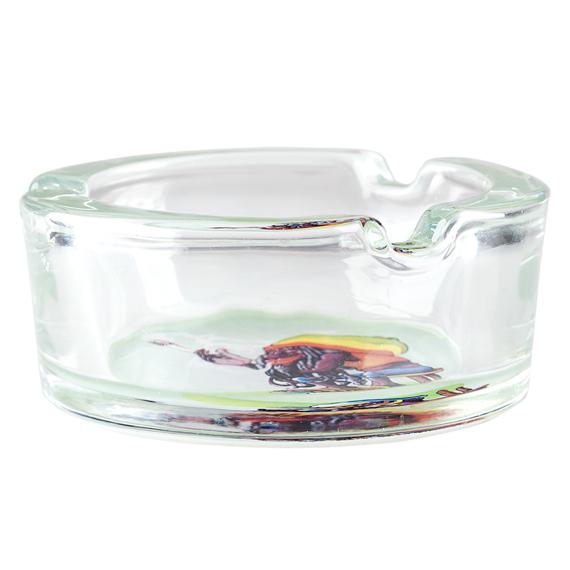 popielniczka szklana RASTA 6