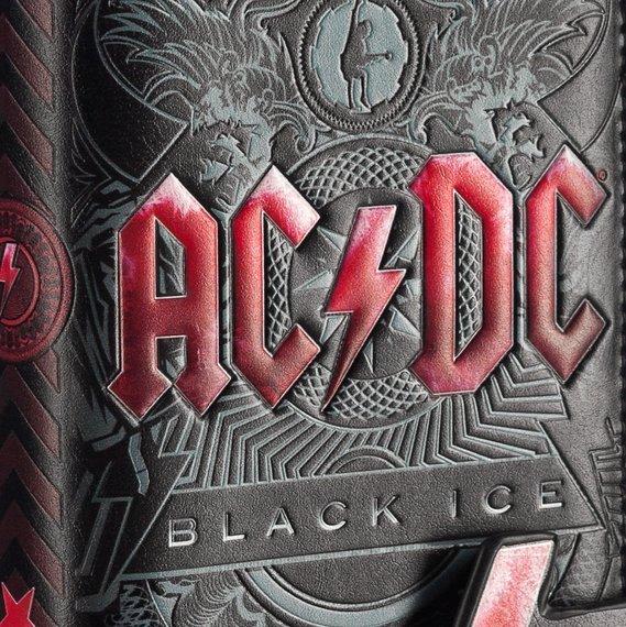 portfel/portmonetka AC/DC - BLACK ICE