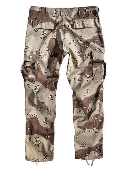 spodnie bojówki MMB US BDU HOSE 6 COLOR - DESERT