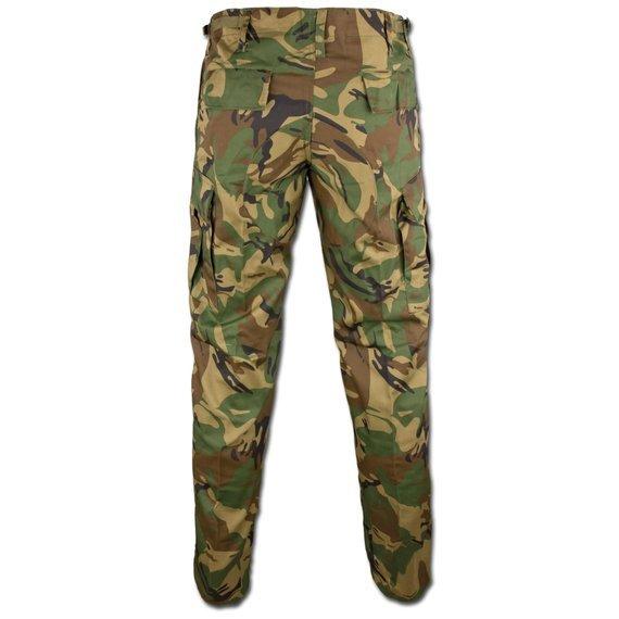 spodnie bojówki MMB US BDU HOSE AIR - FORCE WOODLAND