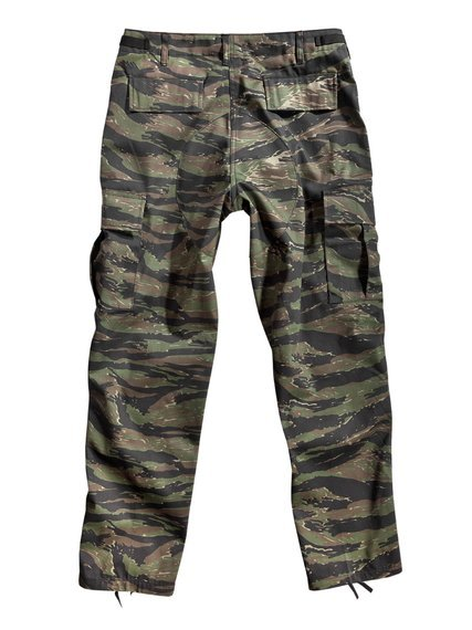 spodnie bojówki MMB US BDU HOSE BW - TIGER