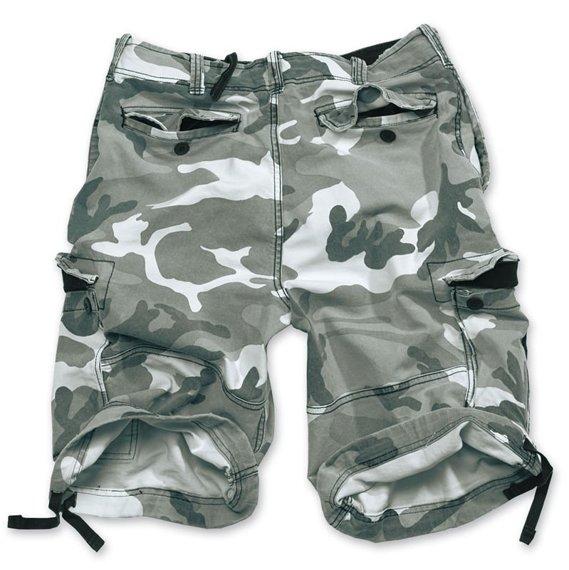 spodnie bojówki krótkie VINTAGE URBAN