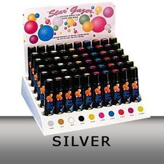 spray koloryzujący SREBRNY SILVER