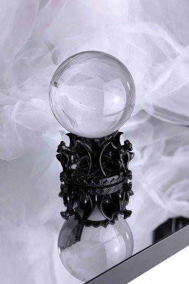 stojak do kryształowej kuli KILLSTAR - GATE KEEPER (BLACK)