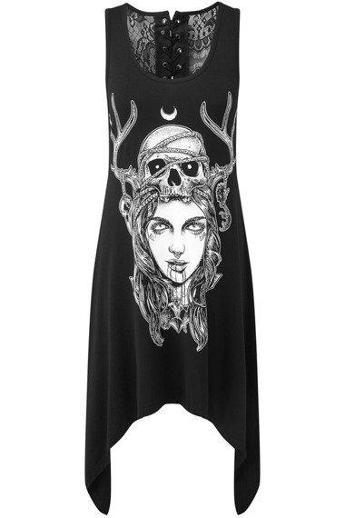 sukienka KILL STAR - MOON MAGIC