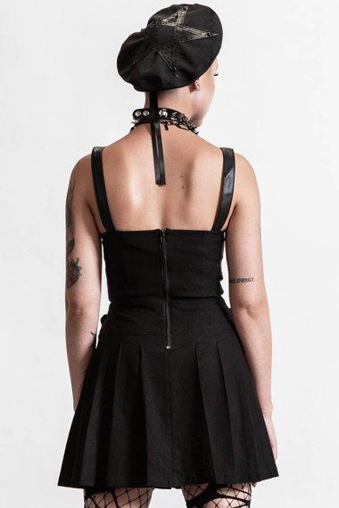 sukienka KILLSTAR - DISTORTION (BLACK)