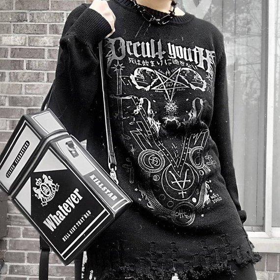 sweter KILLSTAR - OCCULT