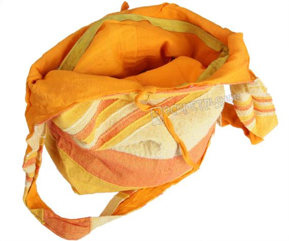 torba na ramię INDYJSKA YELLOW