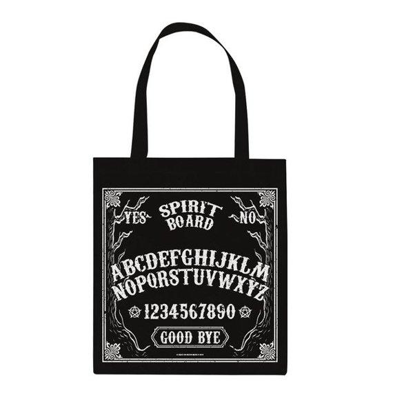 torba na ramię SPIRIT BOARD - GOODBYE bawełniana