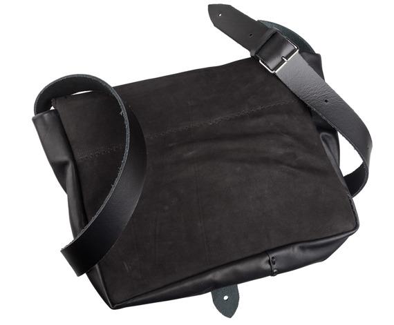 torba skórzana BLACK EYES