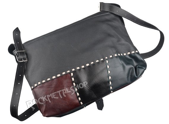 torba skórzana średnia BLACK MAGIC RITUAL