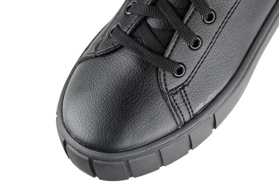 trampki ALTERCORE czarne (KIRH VEGAN BLACK)