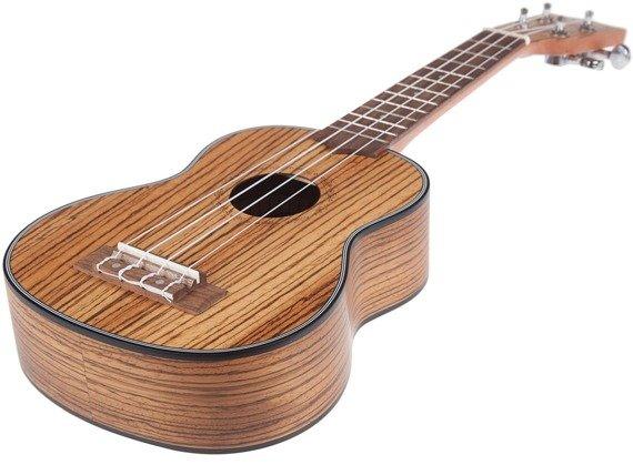 ukulele sopranowe CHATEAU U2100Z Zebrawood