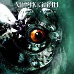 MESHUGGAH: I SPECIAL EDITION (CD)