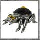 szkatułka GOTHIC COUTURE SPIDER